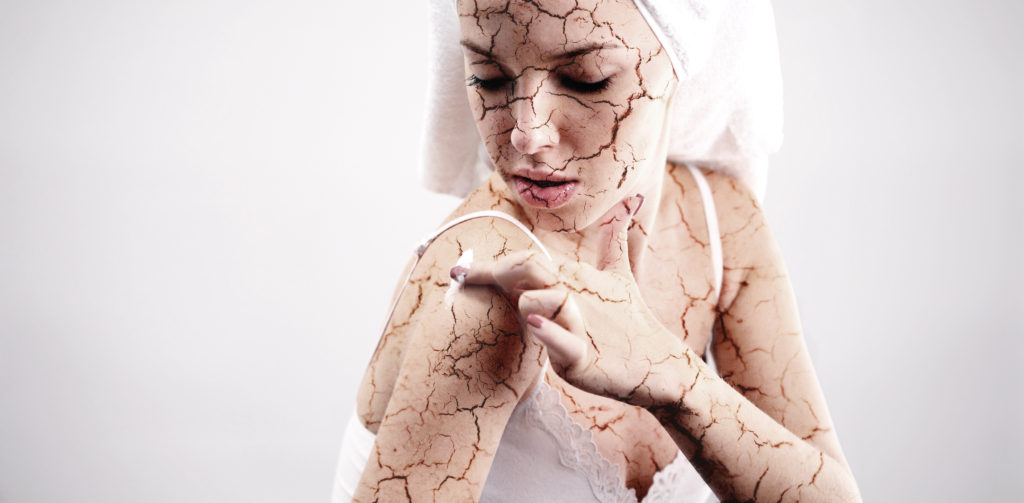 Dry Skin Tip #2: Does your exfoliant CAUSE Dry Skin?