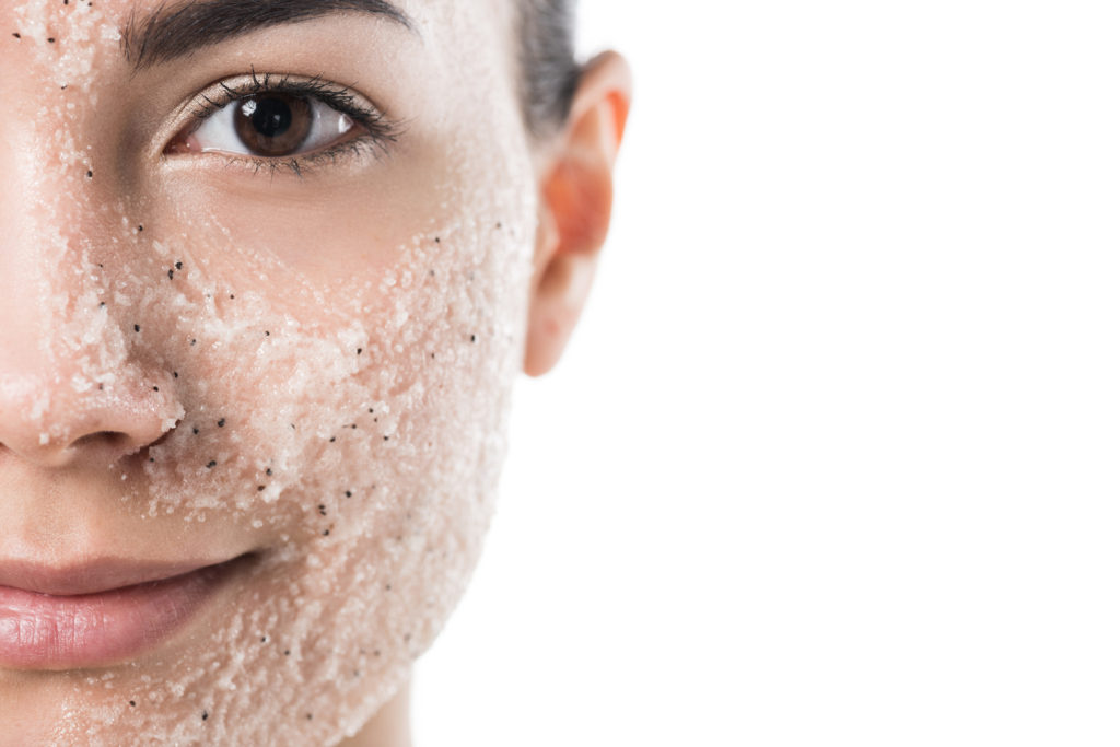 Are you an exfoliation junkie?